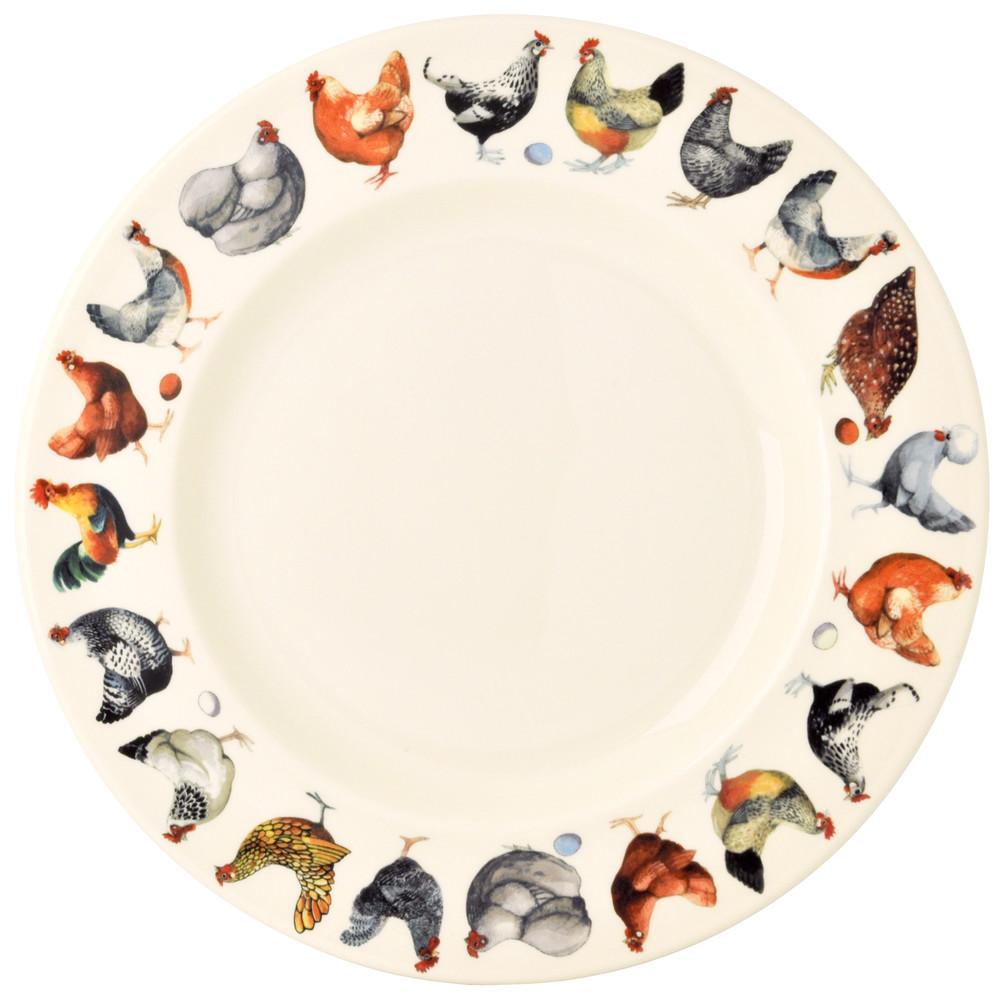 Hen And Toast 10 1 2 Quot Dinner Plate