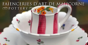 Faienceries d'Art de Malicorne Pottery