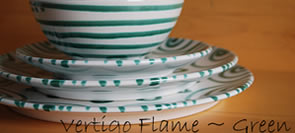 Vertigo Flame Green