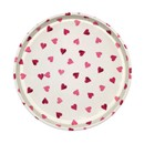 Hearts Tin Tray