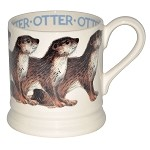 Otter ½ Pint Mug NEW