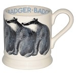 Badger ½ Pint Mug NEW