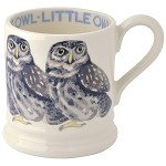 Little Owl 1/2 Pint Mug