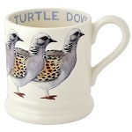 Turtle Dove 1/2 Pint Mug