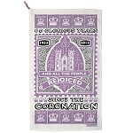 Coronation Tea Towel