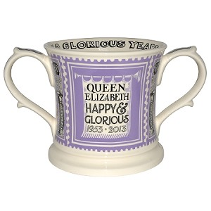 Coronation Two Handled Mug