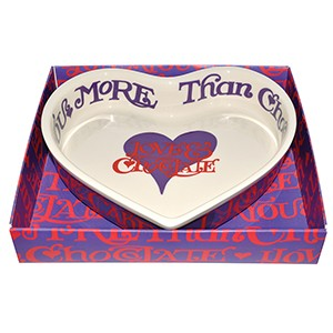 I Love Chocolate Heart Baker Boxed