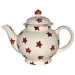 Red Star 4 Cup Teapot