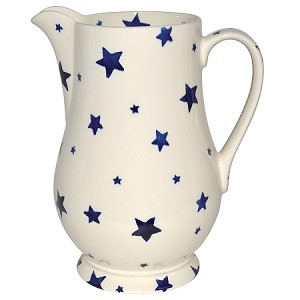Starry Skies Water Jug