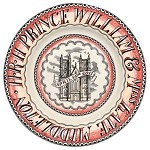 "William & Kate Royal Wedding 8 1/2"" Plate"