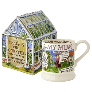 Year in the Country Mum 1/2 Pint Mug Boxed