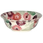 Zinnias Cereal Bowl
