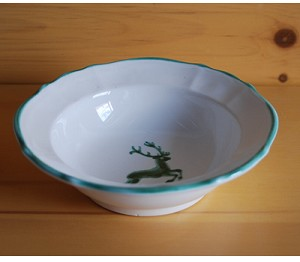 Stag Baroque Bowl 7.75""