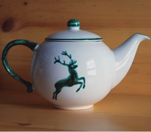 Stag Classic Teapot
