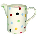 Polka Dot Measuring Jug