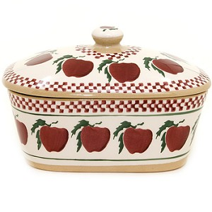 Apple Butter Dish - TEMPORARILY OUT OF STOCK