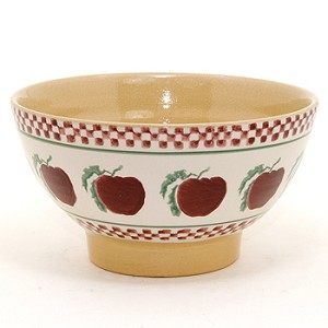Apple Medium Bowl