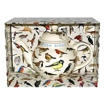 British Birds 4 Cup Teapot BOXED