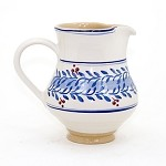 Blue Vine Medium Jug