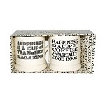 Black Toast & Marmalade Happiness Coffee & Tea BOXED SET