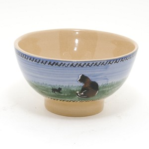 Cat Small Bowl
