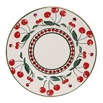 Cherry Lunch Plate
