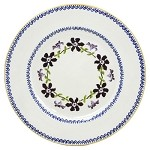 Clematis Serving (Dinner) Plate
