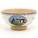Cow Medium Bowl