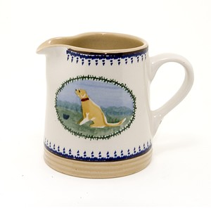 Dog Small Cylinder Jug
