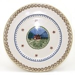 Farmhouse Dinner Plate