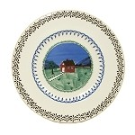 Farmhouse Side Plate
