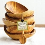 Olivewood Tapenade Serving Spoon