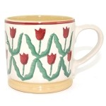 Red Tulip Large Mug