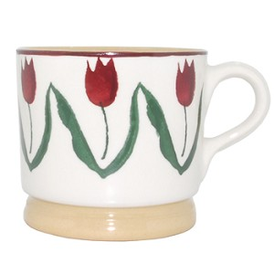 Red Tulip Small Mug