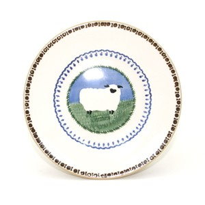 Sheep Side Plate