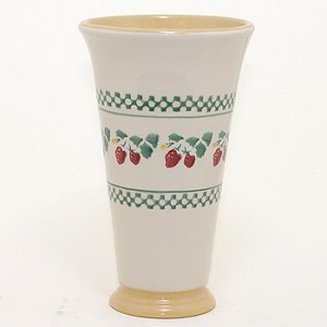 Strawberry Medium Vase New Style