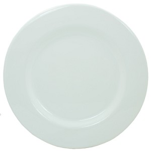 Pichon Uzes Charger Plate, White