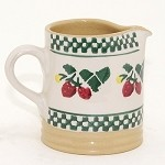 Strawberry Tiny Cylinder Jug