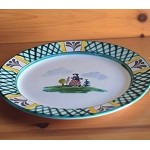 Hunt Gourmet Dinner Plate 11""
