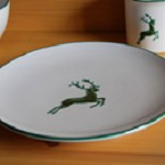 Stag Coupe Dinner Plate 9.75""