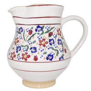 Wild Flower Meadow Medium Jug