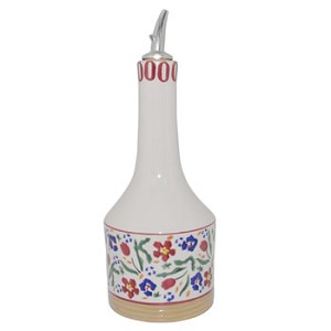Wild Flower Meadow Oil Cruet