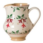 Fuchsia Medium Jug