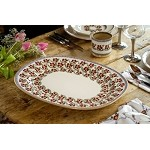 Old Rose Oval Platter