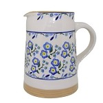 Forget Me Not Medium Cylinder Jug