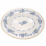 Forget Me Not Small Oval Dish