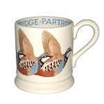 Partridge 1/2 Pint Mug