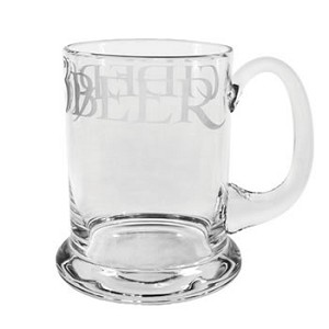Bridgewater Glass Stein, Large -Retired