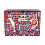 Union Jack 4 Cup Teapot BOXED