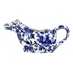 Blue Arden Cow Creamer, Boxed